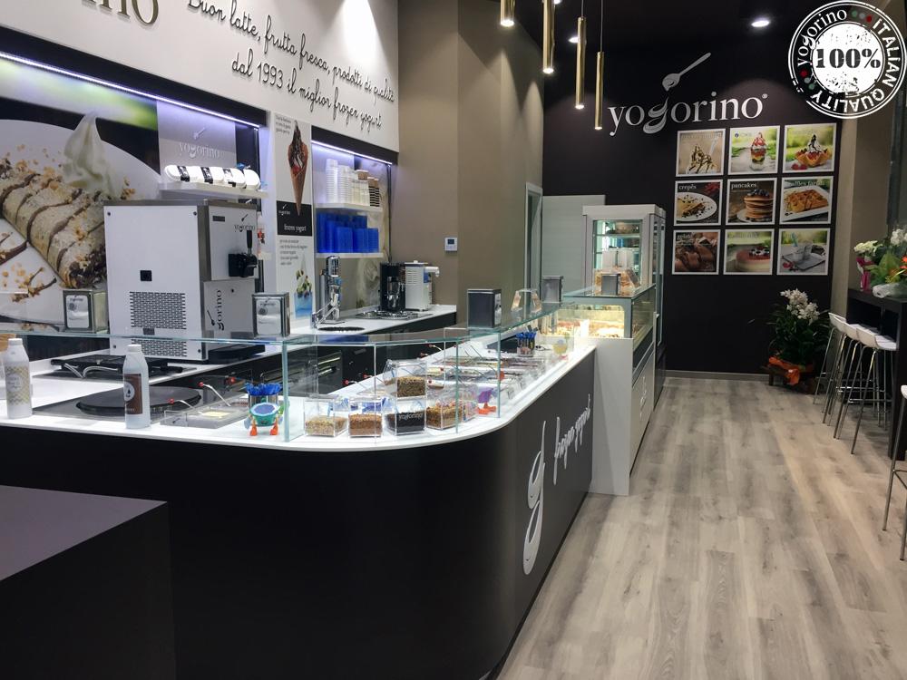 Yogorino opens in Reggio Calabria (Italy)